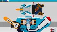 假面骑士腰带模拟器 build篇 挤压腰带 果冻龙 果冻机器人 老实人  EP36