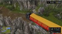 模拟农场17-死亡峡谷之国产车挑战