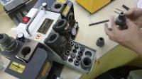 老鹰机械GD-313A钻头铣刀复合研磨机操作视频