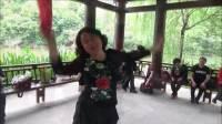 """中老年摄影爱好群舞蹈组庆""""五一""""内河活动记录"""