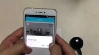 MINI9圆形摄像头操作视频