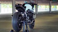 2018 BMW RnineT 改装Cafe Racer 风格复古摩托车by JVB Moto