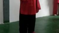 扎西大师教白鶴亮翅