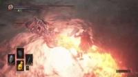 【傀儡咒】《黑暗之魂3》全收集细节流程20 环印城 P4-吞噬黑暗的米狄尔