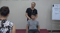 张福忠颈部剧烈疼痛手法教学