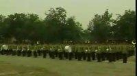 建国50周年联合军乐团集训系列片之一(参加阅兵的十五支军乐团比赛精彩视频)