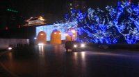 西安东门夜景