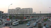 BMT津滨轻轨出塘沽站