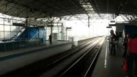 BMT津滨轻轨132到达泰达站
