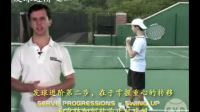 FuzzyYellowBalls Tennis lesson:发球进阶之重心转移和转体