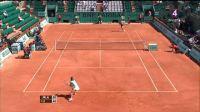 2010法国网球公开赛女单R1 李娜VS梅拉德诺维奇 (自制HL)