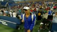 2009美国网球公开赛女单R1 K邦达连科VS伊万诺维奇