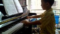学生上课作业 钢琴曲 天真烂漫