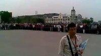 毛主席纪念堂-排队的长龙