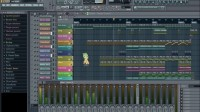 [Dada Style]Bad Apple FL-Studio Mixing by Lee Man-Tak
