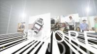 斑马Zebra ZM400安装标签,简易快!