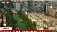 安徽省注册商标总量8.78万件 120313 安徽新闻联播