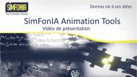 SimFonIA Animation Tools 介绍视频 (中文字幕)