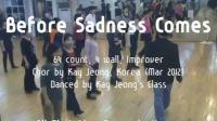 排舞   Before Sadness Comes  (  演示与分解)