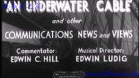 1930年美国海底通信电缆敷设纪实片