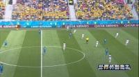 巴西2-0哥斯达黎加 库蒂尼奥主宰比赛 我爱世界杯 180703