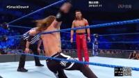 WWE SmackDown第986期(中文解说)-全场