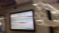 上海地铁2号线205号车(淞虹路-北新径)