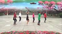 广场舞《最美的相遇》32步水兵舞  编舞一莲