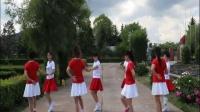 双人舞 心跳 18步 伊春市友好区白云广场舞