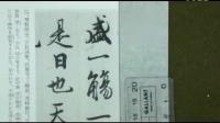 陈国昭老师临写兰亭序及讲解1—14集