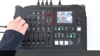 VR-4HD快速入门3 调节输入音频的音量