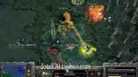 WCG2009 中国区 DotA决赛 EHOME vs CD 0725
