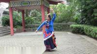 民族舞《藏族姑娘》金花舞 2019原创编舞