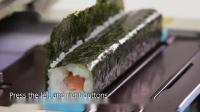 自动寿司方卷机