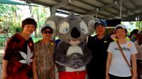 爱剪辑-《悠游澳洲布里斯班黄金海岸日记》第三天 欣赏澳洲黄金海岸别墅 参观卡伦宾野生动物园