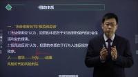 2020刑法核心考点-2、犯罪的本质-刘刚【希律法考】