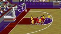 SFC SNES《NCAA 大学生篮球联赛》游戏演示(12186)