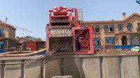 50方泥水分离系统咸阳地热井施工现场
