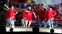 吕芳广场舞文艺组《千军社区庆中秋迎国庆联欢文艺晚会》