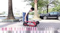电动滑板车第一品牌: 车小秘电动滑板车 - 电动滑板车