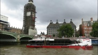 英国行 --《乘船游泰晤士河风光》(上) 2019年8月。.