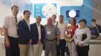 浙江斯爵思参加国际大型纺织机械展会巴塞罗那ITMA2019