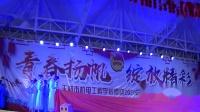 2020年玉林市机电工程学校迎新晚会(2)——1902班舞蹈《共和国之恋》