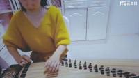 古筝弹奏教学:但愿人长久 (勉文静老师弹奏录像制作)