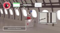未来飞机生产线
