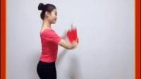 健身秧歌的六种基本步法课  音乐 中国歌最美