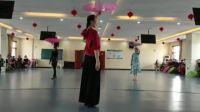 模特身韵集合:道具(玫瑰花、伞、团扇)老年大谷爱玲老师教学演示;模特班长田 毓珍录制