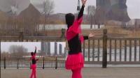 沈北新区喜洋洋广场舞《美人窝》表演:喜洋洋 画中画1080p