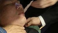 张志文正骨平躺治疗颈椎病手法