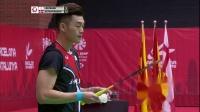 2020年西班牙羽毛球大师赛男双决赛李洋/王齐麟vs阿斯特鲁普/拉斯姆森
